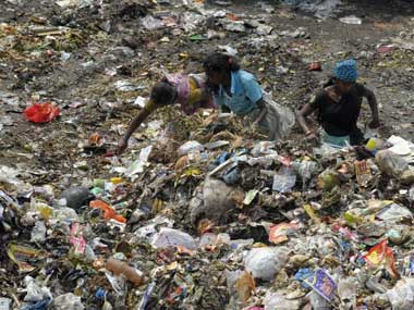 Aurangabad garbage crisis Maharashtra govt announces Rs 86 crore to tackle problem assures all waste will be cleared by Saturday
