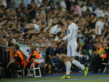 La Liga: Real Madrid coach Zinedine Zidane believes boos can push Gareth Bale to greater heights