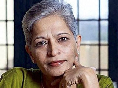 Gauri Lankesh murder case as it happened Journo was stalked killing a professionals job say police sources