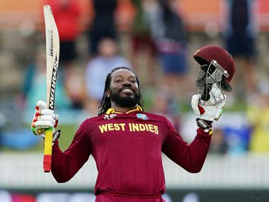 File image of Chris Gayle. Getty Images