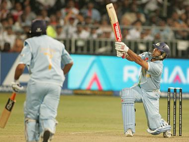 Relive Yuvraj Singh's six 6s off Stuart Broad in 2007 ICC World T20, ten years on from record shattering feat