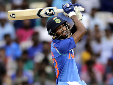India vs Australia: Hardik Pandya, MS Dhoni power hosts to 26-run win in truncated Chennai ODI