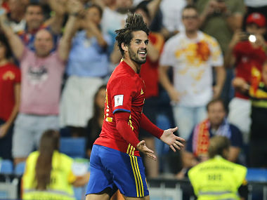 FIFA 2018 World Cup qualifiers Isco is now becoming a great player says Spain coach Julen Lopetegui