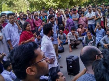 JNUSU polls ABVP union terms loss a moral victory as students union emerges second in terms of vote share