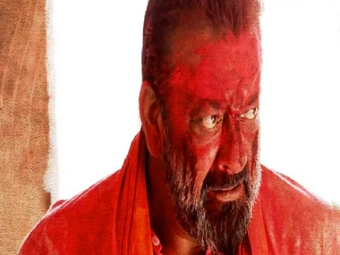 Bhoomi song 'Jai Maata Di' invokes Durga as Sanjay Dutt, Aditi Rao Hydari unleash themselves
