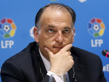 LaLiga head Javier Tebas takes on FIFA over expanding Club World Cup event to 24 teams from 2021
