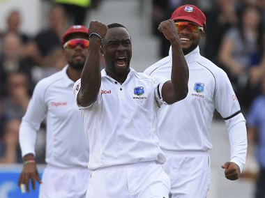 England vs West Indies: Kemar Roach's purposeful bowling in comeback series gives visitors glimmer of hope