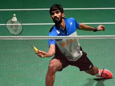 Denmark Open Superseries Premier Kidambi Srikanths controlled netplay strong finishes help him reach final