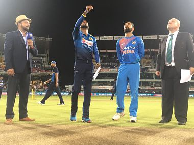 India vs Sri Lanka: Was there a goof-up during the toss in the one-off T20I in Colombo?