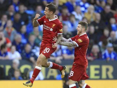 Premier League Philippe Coutinhos scorcher against Leicester City helps Liverpool get back on track