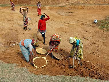 Digital transaction helped NREGA workers receive wages on time, claims government