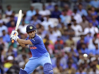 India vs Australia: MS Dhoni weathers storm again to continue his love affair with Chennai