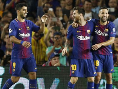 Champions League: Lionel Messi's brace helps Barcelona beat Juventus; Manchester United, Chelsea win big