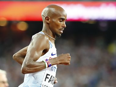 Former Olympic champion Mo Farah wins Great North Run for 4th year in a row