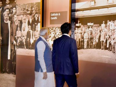 Narendra Modi arrives in Japan for twoday visit Shinzo Abe to host private dinner for PM at his holiday home in Yamanashi