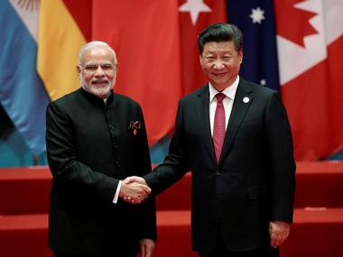 BRICS Summit 2017 Narendra Modi calls for coordinated action on counter terrorism cyber security