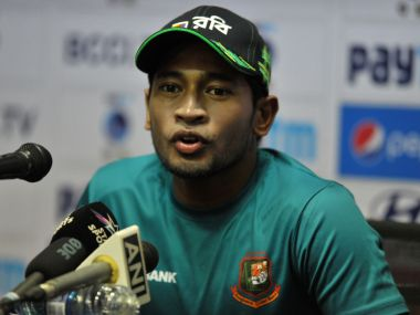 South Africa vs Bangladesh Skipper Mushfiqur Rahims bizarre decisions mar first day of tour for Tigers