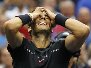 US Open champion Rafael Nadal successfully puts injuries and age behind him to raise game to the next level