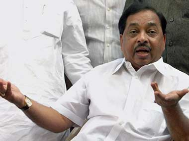 ExMaharashtra CM Narayan Rane to join BJP on 1 September former Congress leaders entry may strain alliance with Shiv Sena