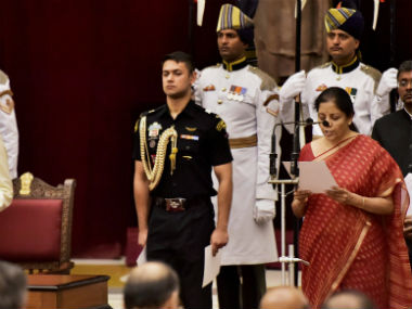 Nirmala Sitharaman as defence minister shatters many glass ceilings, and not just because she's a woman