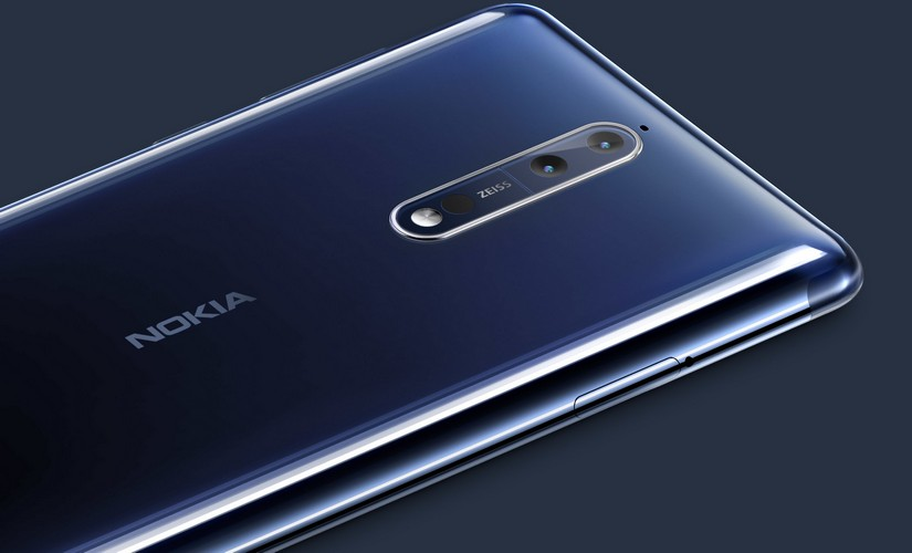 Nokia 8 Launched For Rs 36999 In India
