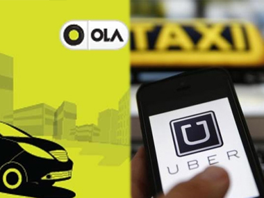 Ola Uber drivers strike Protest hits Mumbai the most surge pricing pinches pockets southern Indian cities unaffected