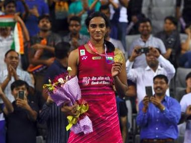 PV Sindhu will share her story on overcoming challenges in upcoming comic book