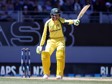 India vs Australia: Visitors call up Peter Handscomb as cover for injured Aaron Finch