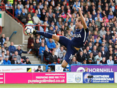 Premier League Harry Kane scores brace as Tottenham Hotspur thrash Huddersfield