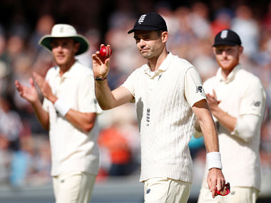 England vs West Indies: James Anderson says 'special week' will stay with him for long time