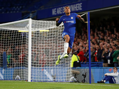 League Cup Chelsea boss Antonio Conte urges Kenedy to seize opportunities after impressive outing