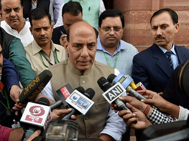 Jammu and Kashmir Rajnath Singh says govt will consider providing CRPF with helicopter services