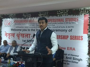 Rajyavardhan Singh Rathore says ministry is considering setting up world class football academy in Manipur
