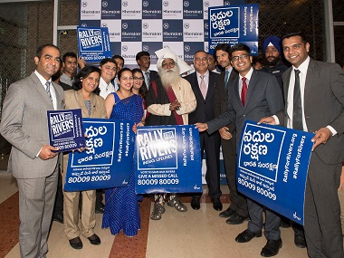 Rally for Rivers: Campaign aims to create public support for govt policy to revitalise water bodies