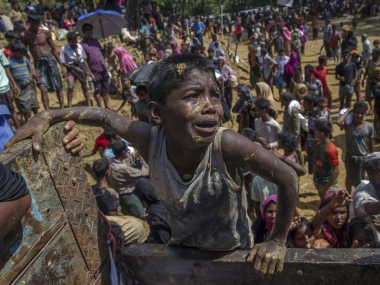 Rohingya crisis Ethnic cleansing of Myanmars Muslims a culmination of two centuries of sectarian violence