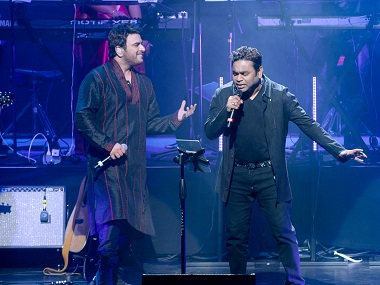 AR Rahman talks about his concert-film One Heart: 'Without the studio, there is no stage'