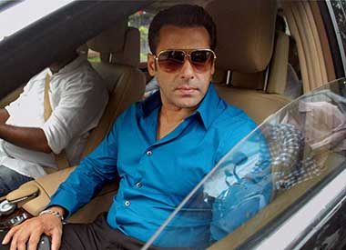 Salman Khan inaugurates a driving school in Dubai, and the irony is not lost on Twitterati