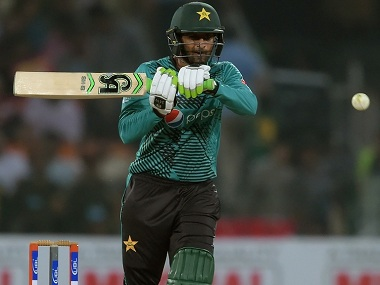Pakistan vs World XI: Ageless Shoaib Malik shines brightly again just when his team needs him most
