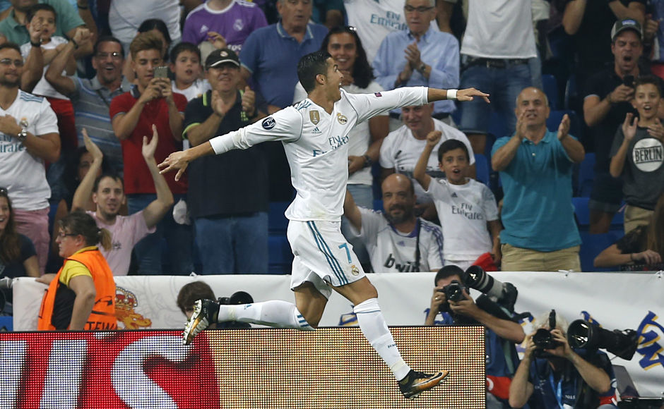 Real Madrid's Cristiano Ronaldo nets brace in Champions League tie, Spurs dispel Wembley hoodoo