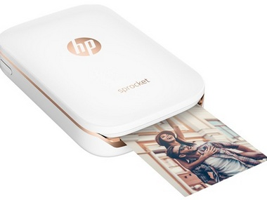 HP Sporocket. Credits HP