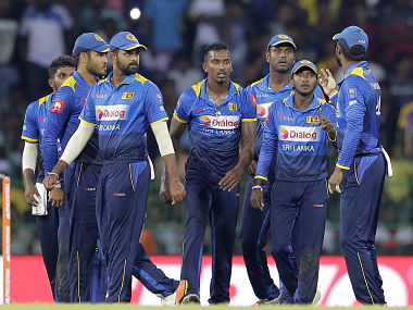Sri Lanka will look to end their poor series in the lone T20I. AP