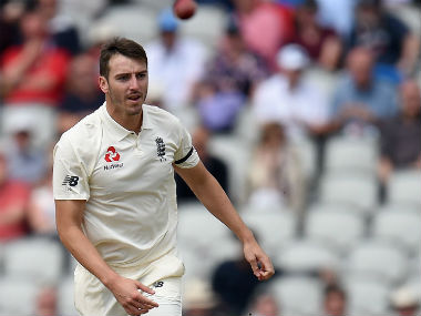 Ashes 2017: England's Toby Roland-Jones in doubt for Australia tour after back injury rules him out of summer