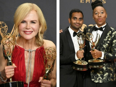 Emmy Awards 2017: From Nicole Kidman to Lena Waithe, women shine both on stage and red carpet