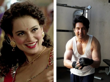 Shekhar Suman takes a dig at Kangana Ranauts Simran Twitterati reacts and how