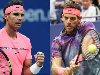 US Open 2017: Rafael Nadal faces stern test of abilities against 'lethal' Juan Martin del Potro
