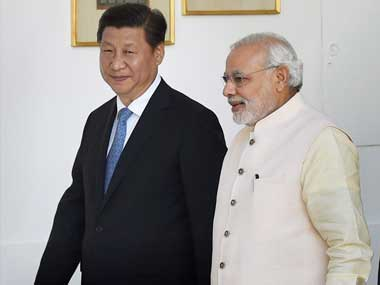 Narendra Modi congratulates Xi Jinping on reelection says he looks forward to working on bilateral relations