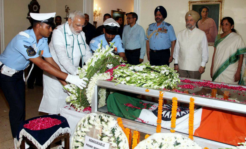 India bids adieu to war hero Arjan Singh with 17-gun salute, fly-past