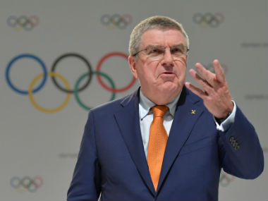 IOC president Thomas Bach defends handling of graft allegations, says 'no organisation is immune'