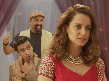 Kangana Ranaut's 'Bollywood Diva' video with AIB calls out sexism — and the 'wokebro'