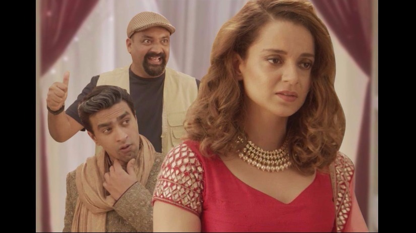 Kangana Ranaut's Comments On Love Life Aren't PR, Explains Her Director